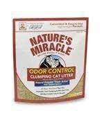 Natures Miracle Cat Litter 10lb Bag