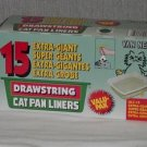 Drawstring Extra Giant Liners 15pk
