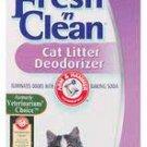 Fresh N Clean Cat Litter Deodorizer 20oz