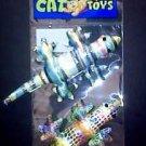Silky Gecko Catnip Toy 2pk