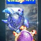 Silky Turtle Catnip Toy 2pk