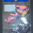 Silky Spiney Fish Catnip Toy 2pk