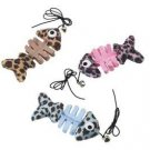 Spot Animal Print Fishbone Teaser W Nip Asst
