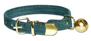 "3/8"" Majestic Cat Collar"
