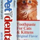 Dental toothpaste for cats 2.5oz