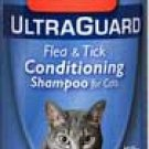 Ultraguard Flea & Tick Shampoo For Cats 12oz