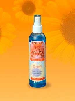 Klean Kitty Waterless Shampoo 8oz