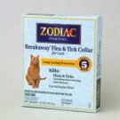 Zodiac 5 - month Breakaway Cat Flea/tick Collar