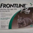 Frontline Cat Plus (all Sizes) 3pk