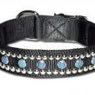 Full Jewel & Studded Collar