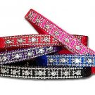 "3/8"" Jeweled Nylon Collar"