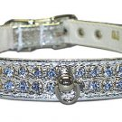 Rhinestone Collar 2-Row w/Post