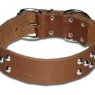 "1-1/2"" RG Cone-studded Bully collar"