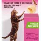 Ear Rite Miticide For Cats 1oz