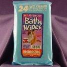 Perfect Coat Deodorizing Bath Wipes 24pk