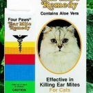 Ear Mite Remedy For Cats 1oz