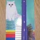 Combo Cat & Kitten Brush