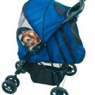 Pg Happy Trails Stroller Cobolt Blue