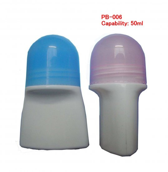 PB-006 50ml deodorant roll on container