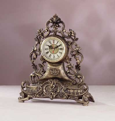 Italian Ornate Clock 20689