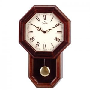 School Style Wall Clock 35002