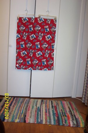 Child's Flannel Quilt