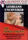 LESBIANS UNCENSORED DVD