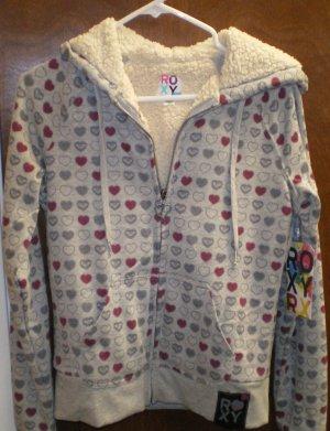 Roxy Glamorus Hoodie Brand New! sz: Small Retail $69.50