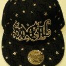 So Cal Flock Men's Hat Size: S/M NEW w/ Tags Blk/ Silver