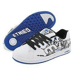 Etnies Men's Callicut White/Blue New In Box!