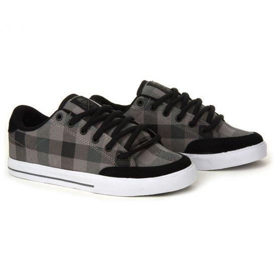 CiRCA AL50 Men's Shoes Black / Grey / Buffalo New In Box!