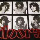 The Doors Blk/Red T-shirts New!