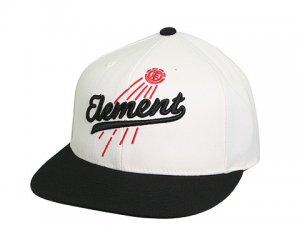 Element Major League Hat New w/ Tags! WHT