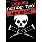 Jackass: Number Two (DVD, 2006, Unrated