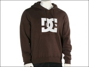 DC Star Pullover Hoodie New w/ Tags!