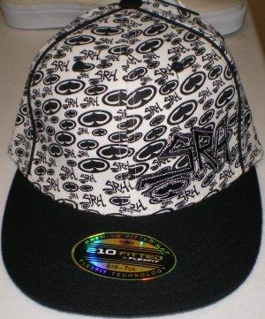 SRH Hat All Spade Hat Wht/Blk New w/ Tags!