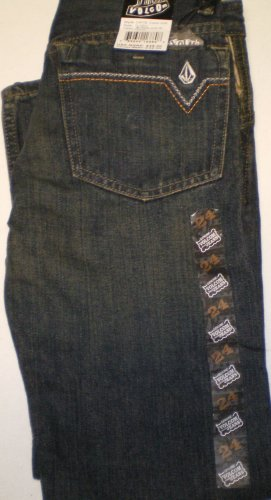 Volcom Youth blue Jeans New w/ Tags!