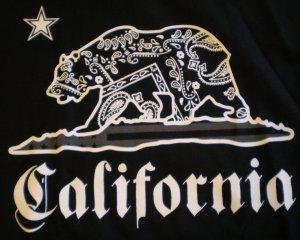California T-shirt New!