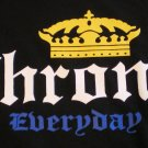 Chronic Everyday T-shirt Corona Logo New!