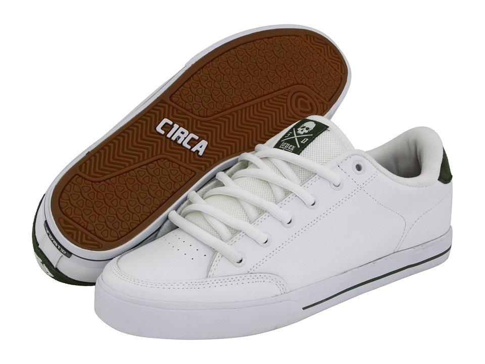Circa Lopez 50 White/Garden Green New In Box!