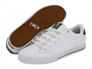 Circa Lopez 50 White/Garden Green New In Box!