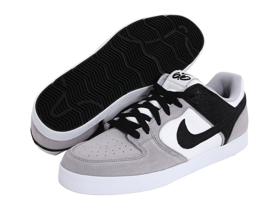 Nike 6.0 Melee Wolf Grey/Black-White New In Box!