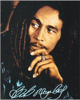 Bob Marley -Fleece Blankets NEW! Size: 50X60