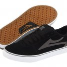 Lakai Manchester Select Blk/wht/Gray New In Box! Size:11.5