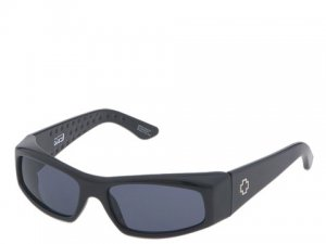 Spy Optic MC Sunglasses Black Gloss/Grey Lens New In Box!