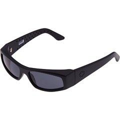Spy Optic MC Sunglasses Matte Black/Grey New In Box!
