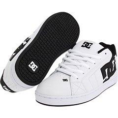 DC Net White/Black/White New In Box! Size: 9