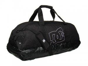 DC Ramble Luggage Black Duffle bag New w/Tags