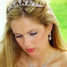 Swarovski Rhinestone Bridal Tiara and Jewelry Set!