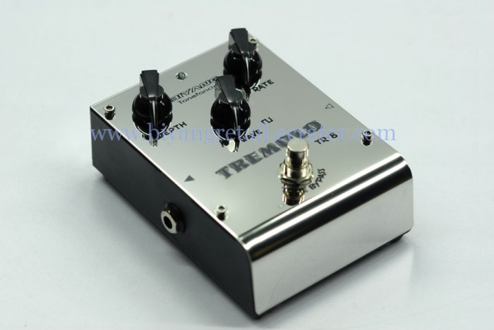 (TR-8)Tremolo Guitar Effect Pedal